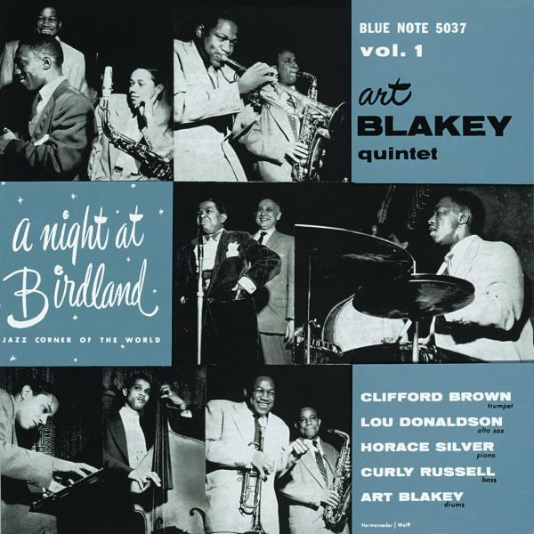 Art Blakey Quintet - A Night At Birdland, Vol. 1 (The Rudy Van Gelder Edition) - Music Downloads