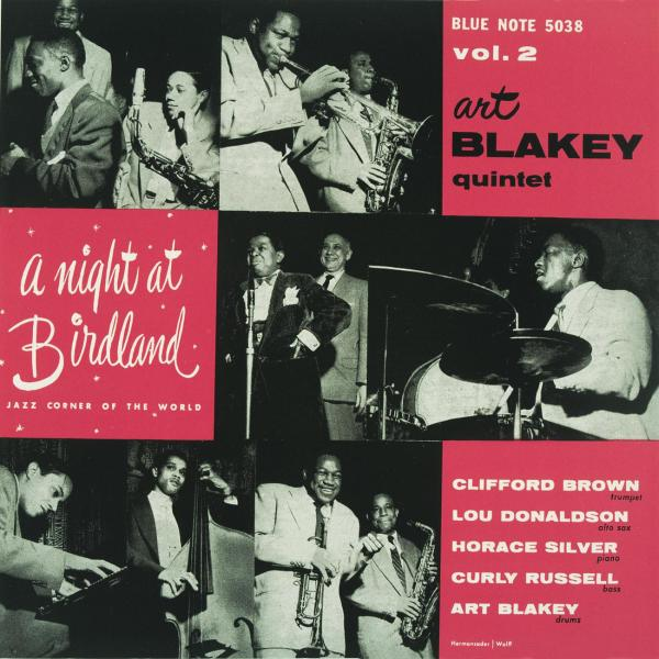Art Blakey Quintet - A Night At Birdland, Vol. 2 (The Rudy Van Gelder Edition) - Music Downloads