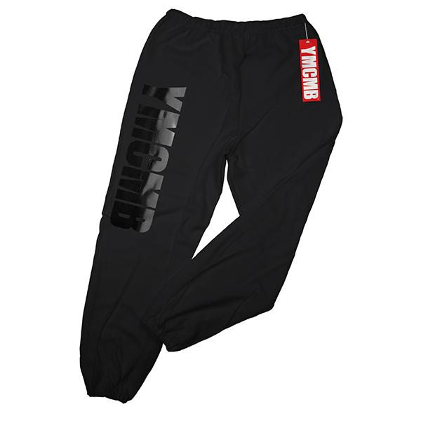 YMCMB - Black on Black - Sweatpants