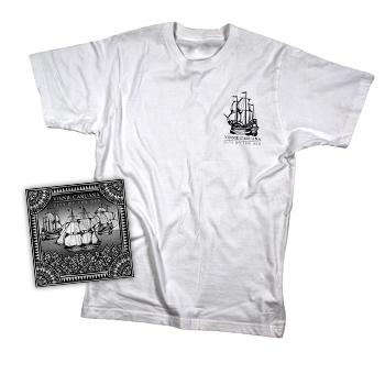 Vinnie Caruana - City By The Sea CD / T-Shirt Bundle - Combos