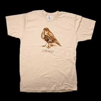 A Fine Frenzy - Pines  Bird - T-shirts