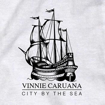 I Surrender Records Vinnie Caruana City By The Sea Cd