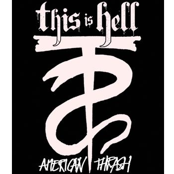 This Is Hell - This Is Hell Back Patch - Patches