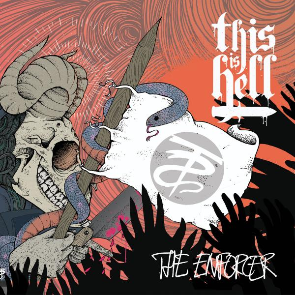 This Is Hell - Enforcer 7inch Vinyl - Vinyl