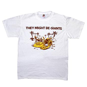 They Might Be Giants - Bugs On White - Sale Items