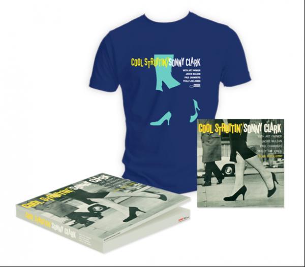 Sonny Clark - Vinyl + T  Box - T-shirts