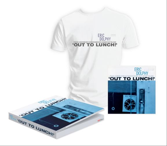 Out To Lunch T-Shirt And Vinyl Boxset