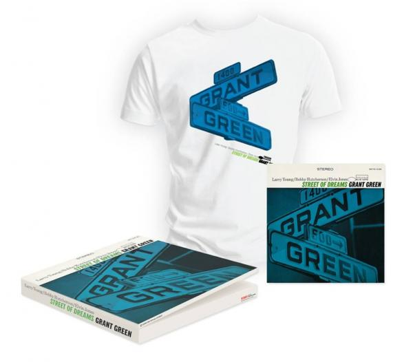 Grant Green - Vinyl + T Box - T-shirts