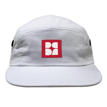 Bad Rabbits - Five Panel Logo Hat - Hats