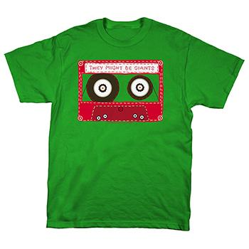 They Might Be Giants - Cassette - T-shirts
