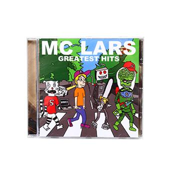 MC Lars - Greatest Hits CD - CDs