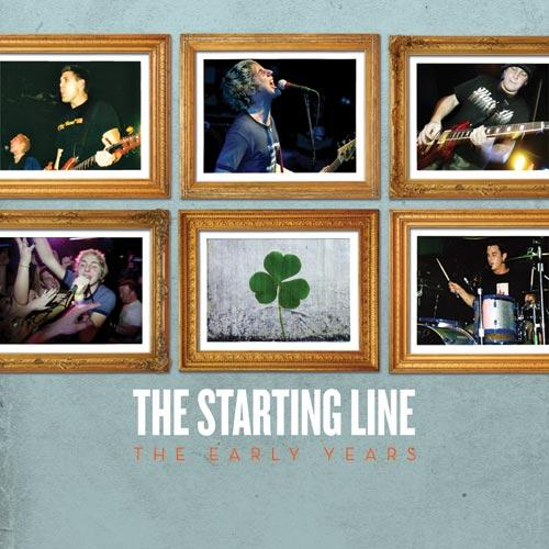 The Starting Line - The Early Years Vinyl - Vinyl