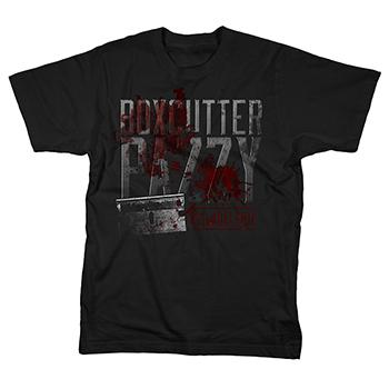 Jedi Mind Tricks - Boxcutter Pazzy on Black - T-shirts