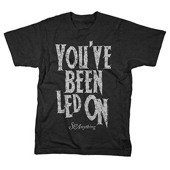 Say Anything - Youve Been Led On - T-shirts