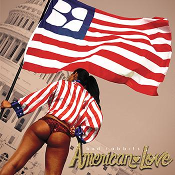 Bad Rabbits - American Love CD + Digital Download - CDs