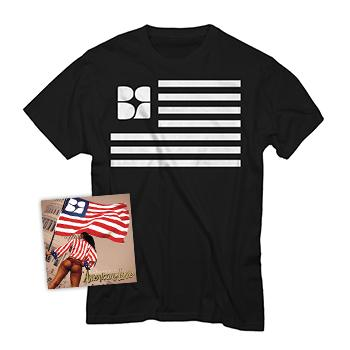 Bad Rabbits - American Love CD + T-Shirt + Digital Download - CDs