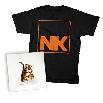 NK - Vinyl + T-Shirt + Digital Download - Vinyl