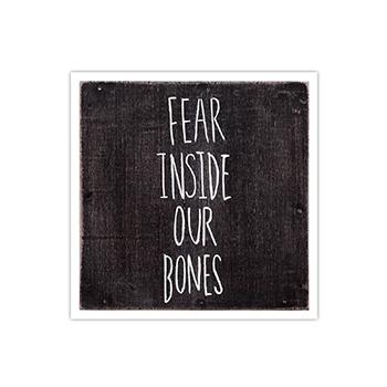 The Almost - Fear Inside Our Bones - CDs