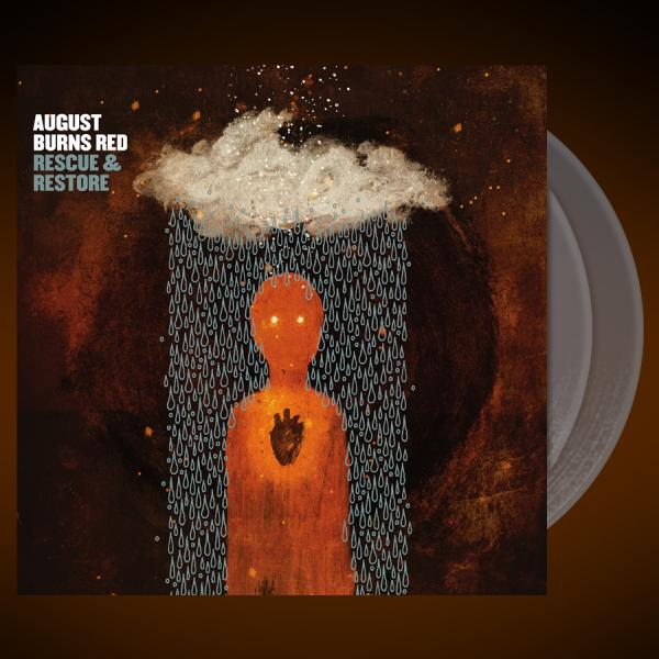 August Burns Red - Rescue & Restore Clear Vinyl - Vinyl