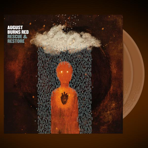August Burns Red - Rescue & Restore Gold Vinyl - Vinyl