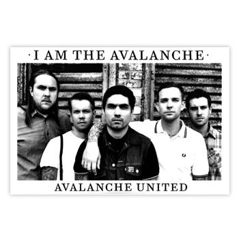 I Am The Avalanche - I Am The Avalanche Poster - Posters