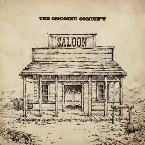 The Ongoing Concept - The Ongoing Concept Saloon CD bundle - CDs