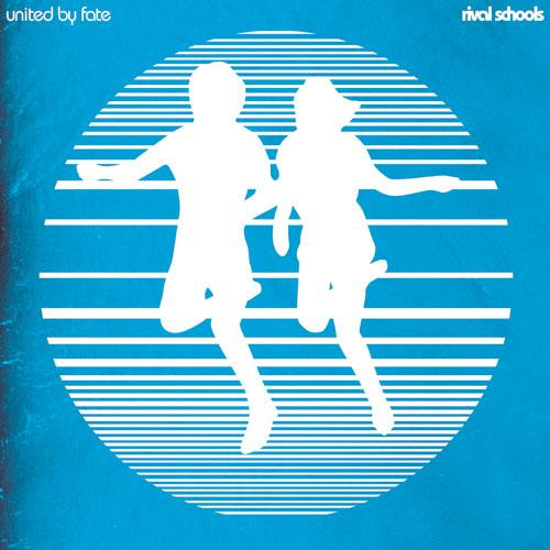 Rival Schools - United By Fate Blue/White Swirl Limited Edition - Vinyl