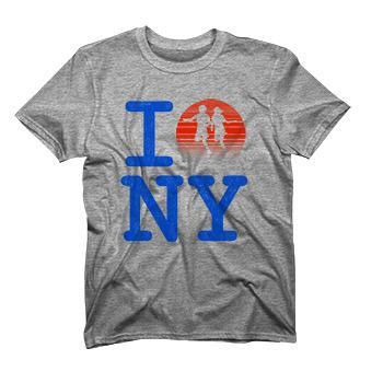 Rival Schools - I RS NY - T-shirts