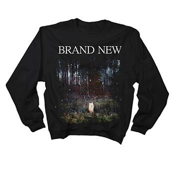 Brand New - Daisy Crew Neck - Sweatshirts