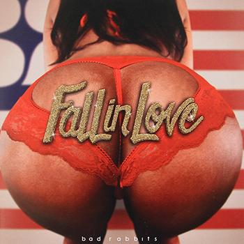 Bad Rabbits - Fall In Love 7 - Vinyl