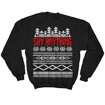 Say Anything - SA Holiday Sweatshirt - Sweatshirts