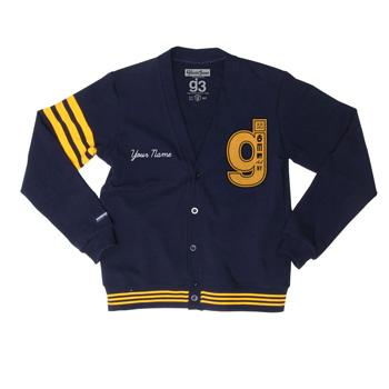 Glassjaw - Custom Cardigan - Jackets