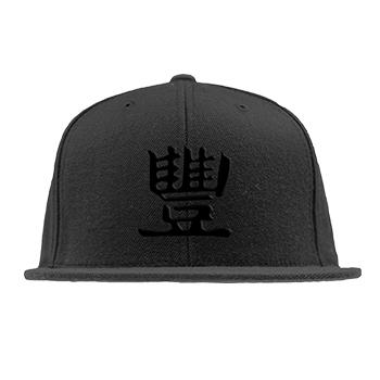 Jedi Mind Tricks - Black on Black Snapback - Hats