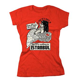They Might Be Giants - Istanbul Womens - T-shirts