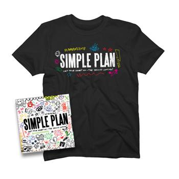Simple Plan - Get Your Heart On EP Bundle - CDs