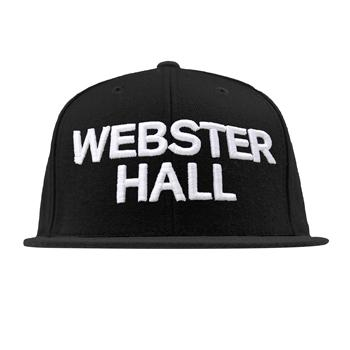 Webster Hall - Limited Edition Webster Hall Snapback - Hats