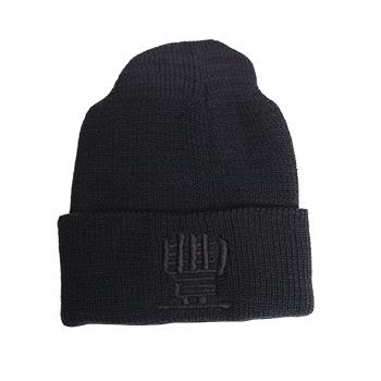 Jedi Mind Tricks - Logo Black on Black Beanie - Hats