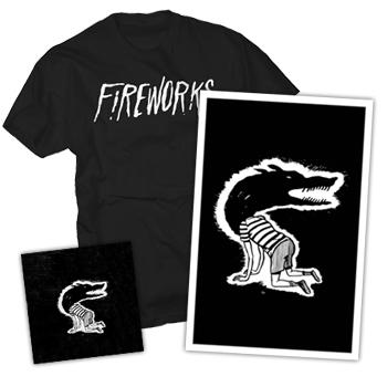 Fireworks - Oh, Common Life CD-T Shirt-Poster - Combos