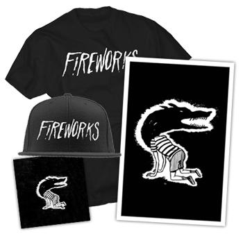 Fireworks - Oh, Common Life Exclusive CD Bundle - Combos