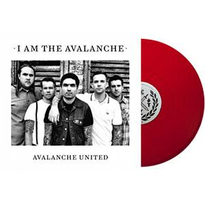 I Am The Avalanche - Avalanche United Blood Red Vinyl - Vinyl