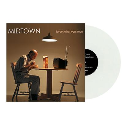 Midtown - Forget What You Know Vinyl - Vinyl