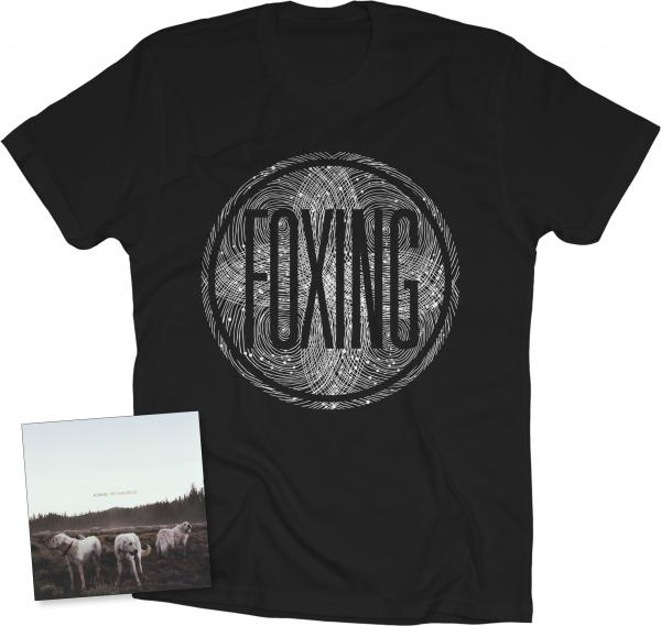 Foxing - Foxing Albatross CD Bundle - CDs