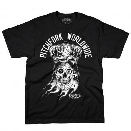 Pitchfork Hardwear - Skull Worldwide - T-shirts