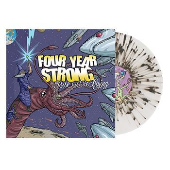 Four Year Strong - Rise Or Die Trying Vinyl + Download - Vinyl