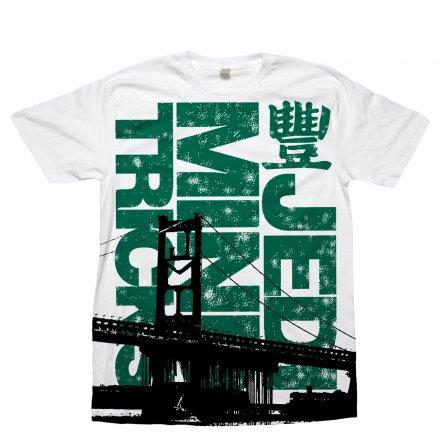 Jedi Mind Tricks - Hunter Green Bridge - T-shirts