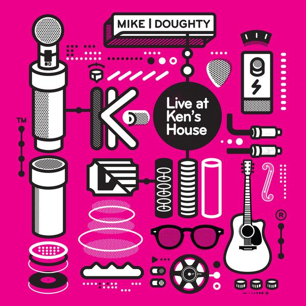 Mike Doughty - Live At Kens House CD/Vinyl - CDs