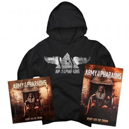 Jedi Mind Tricks - AOTP Pyramid Sweatshirt Bundle - Combos