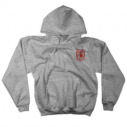 Mike Doughty - Coat of Arms Heather Pullover - Sweatshirts