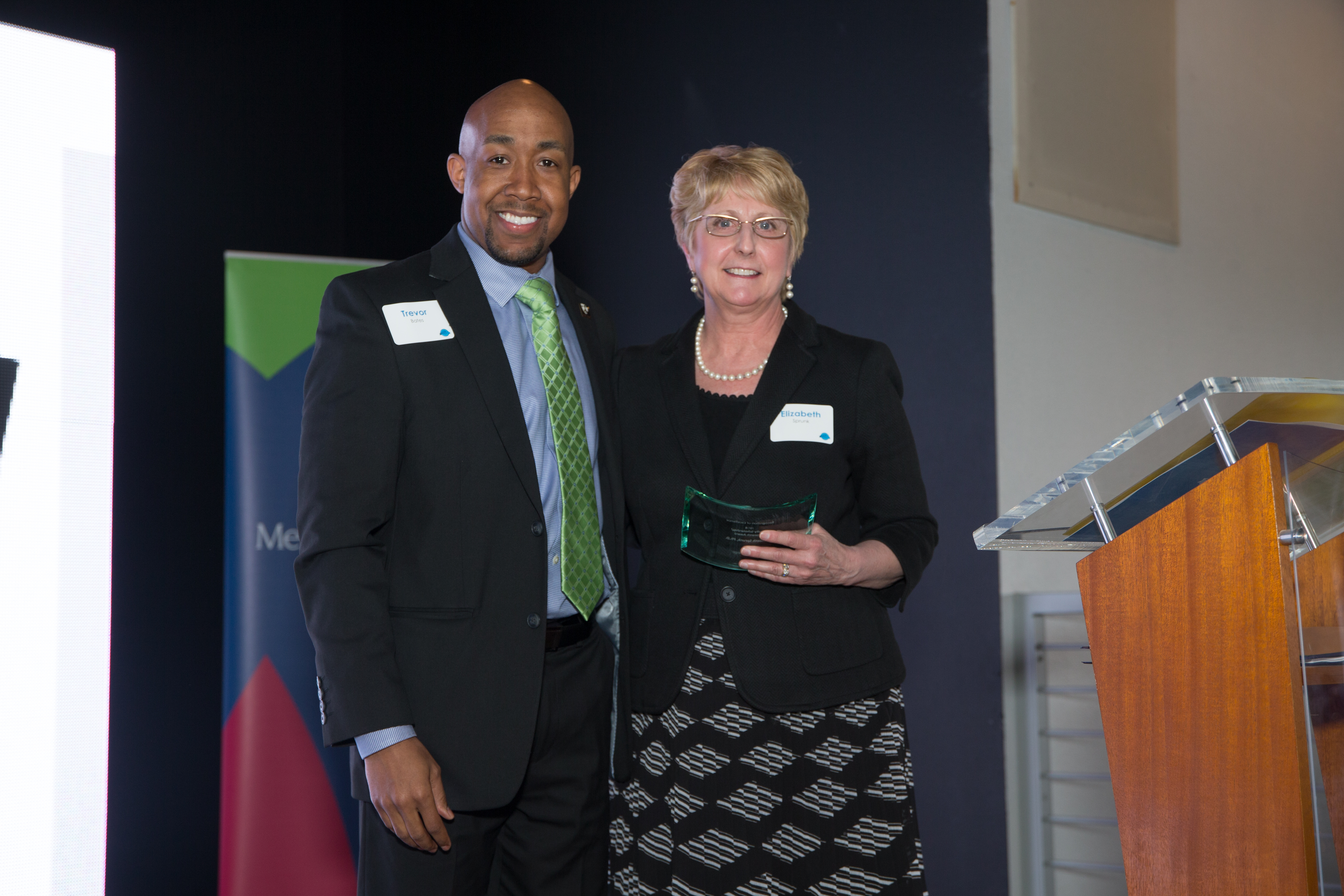 Image of Recognition of Excellence Attendees