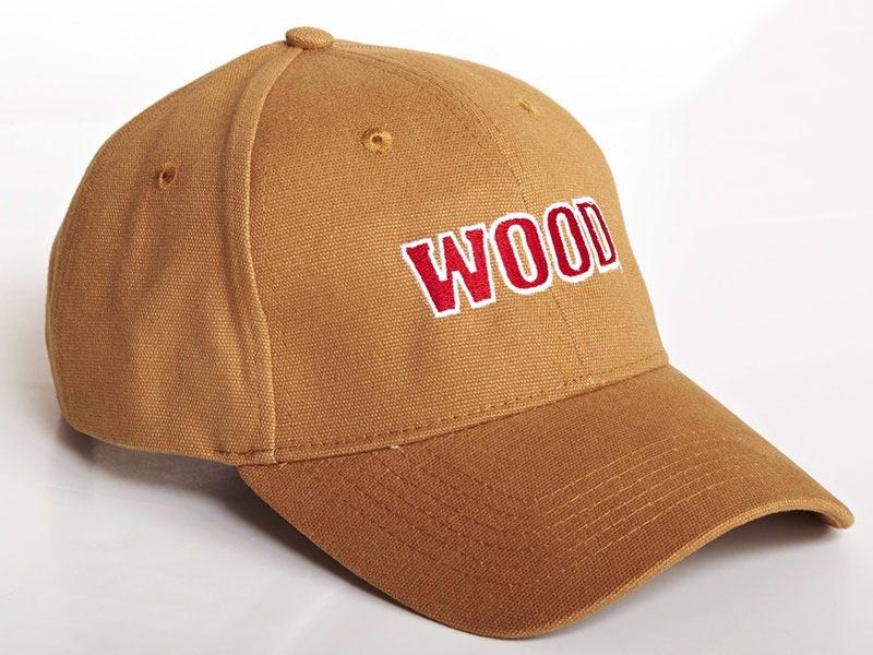 WOOD Baseball Cap